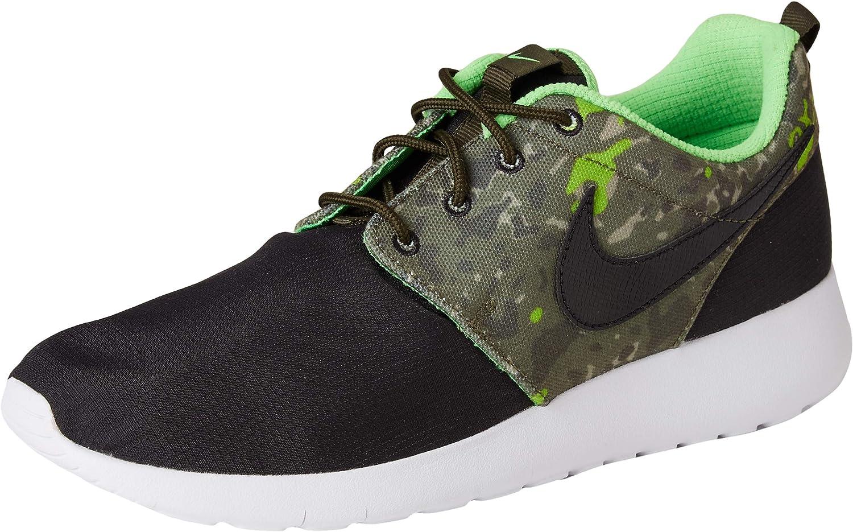 Nike Roshe One Print (GS), Calzado Deportivo Chico