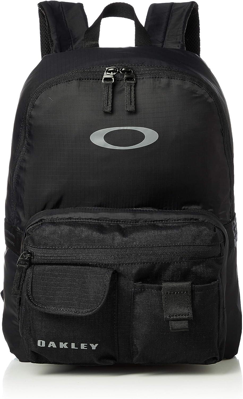 Oakley Men's Packable Backpack Size 5 popular One 2.0 Blackout Max 45% OFF