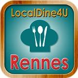Restaurants in Rennes, France!
