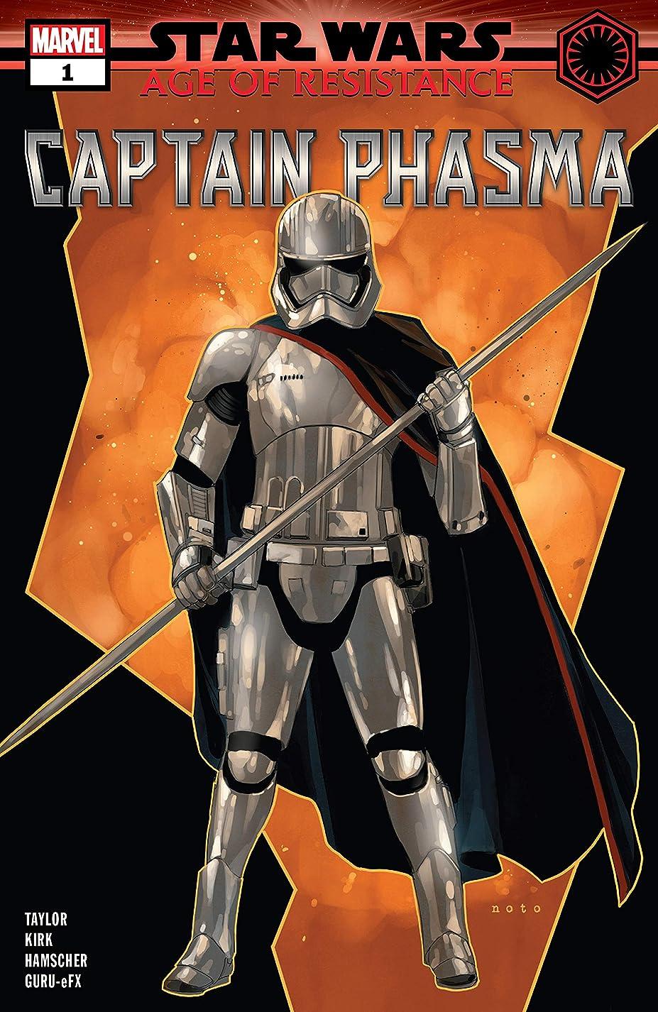 コメント過度の排泄物Star Wars: Age Of Resistance - Captain Phasma (2019) #1 (Star Wars: Age Of Resistance (2019)) (English Edition)