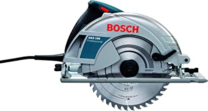 Bosch 1400 Watt Professional Hand Held Circular Saw - GKS 190-0 601 623 071