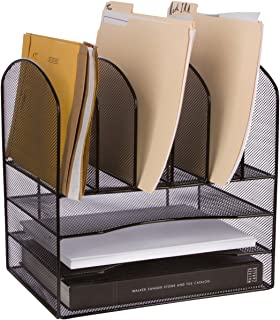 Stylish Desk File Organizer -