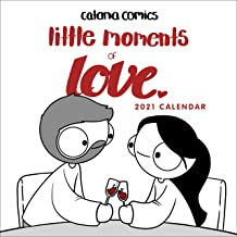 Catana Comics Little Moments of Love 2021 Wall Calendar