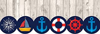 Teacher Created Resources Nautical Big Big Border (TCR8982)