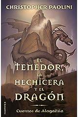 El tenedor, la hechicera y el dragón: Cuentos de Alagaësia (Roca Juvenil) (Spanish Edition) Kindle Edition