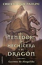 El tenedor, la hechicera y el dragón: Cuentos de Alagaësia (Roca Juvenil) (Spanish Edition)