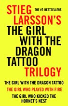 Girl with the Dragon Tattoo Trilogy Bundle: The Girl with the Dragon Tattoo, The Girl Who Played with Fire, The Girl Who K...