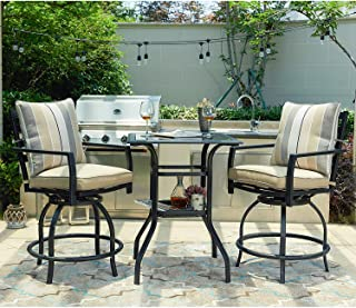 bistro set table 2 chairs