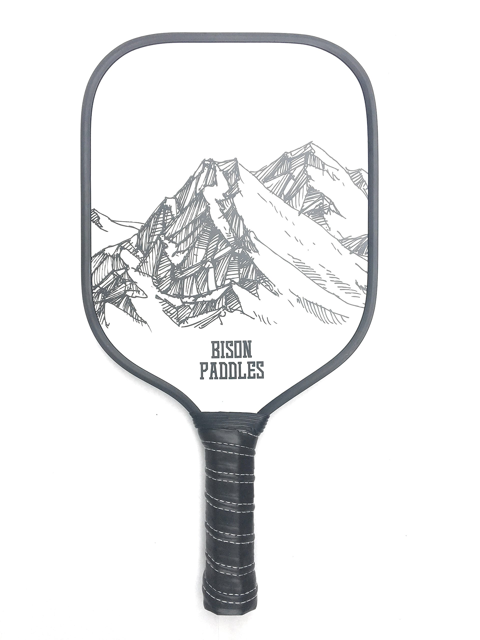 Bison Paddles - PREMIUM USAPA Approved Pickleball Padd -3D13
