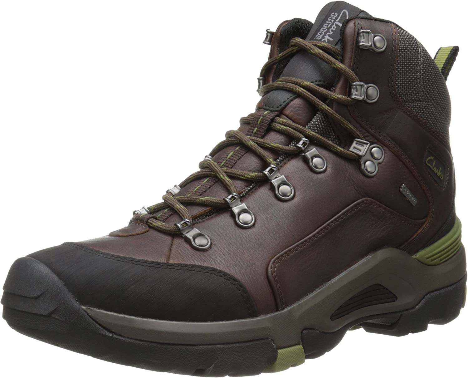 Clarks Men's Outride Hi GTX Waterproof Boot