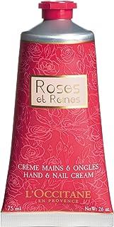 Loccitane Rose et Reines Hand & Nail Cream, 30 ml