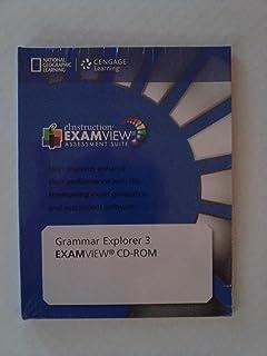 Grammar Explorer Assessment CD ROM with ExamView Level 3
