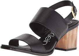 Rosemary Block Heel Sandal