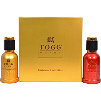 Fogg Scent Chief And Commander (Combo Of 2)