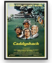 Mile High Media Caddyshack Movie Poster 13x19 Inch Wall Art Print - Bill Murray Chevy Chase Rodney Dangerfield