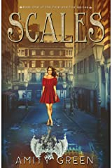 Scales: A Gargoyle ShapeShifter Fantasy Adventure (The Fate and Fire Series Book 1) Kindle Edition