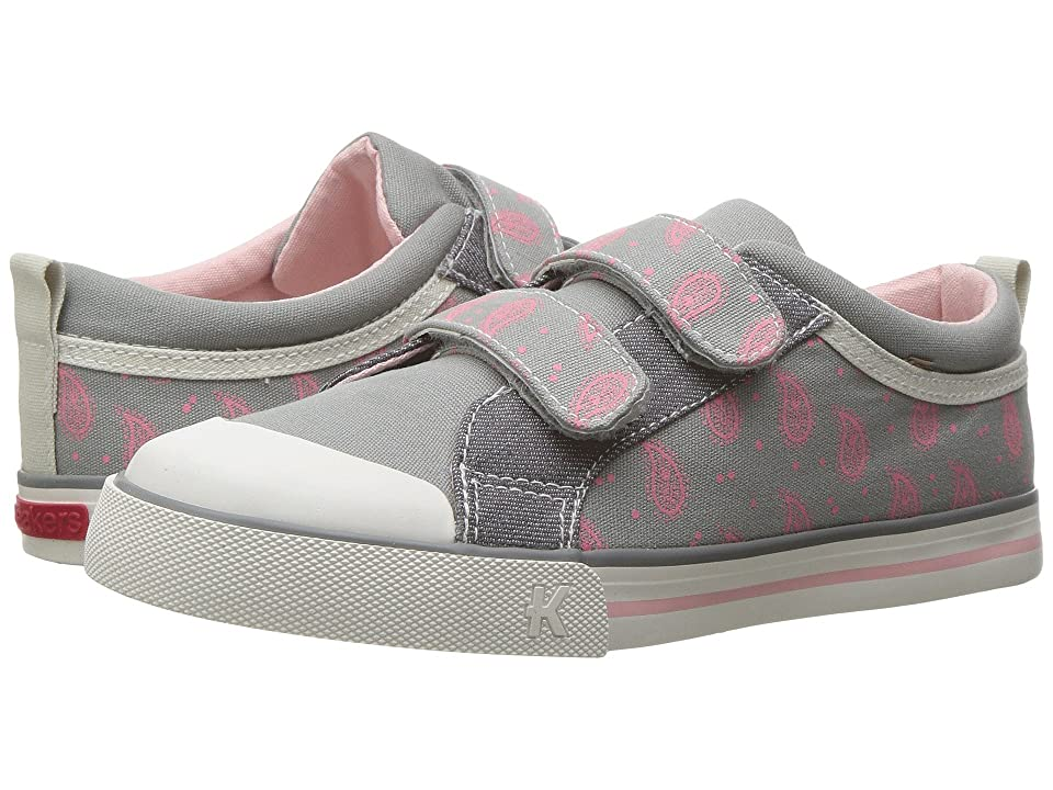 See Kai Run Kids Robyne (Toddler/Little Kid) (Gray) Girl
