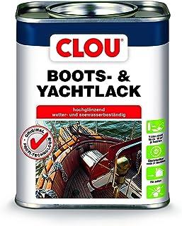CLOU JACHT/BOOTS LACK 2,5 L. FARBLOS