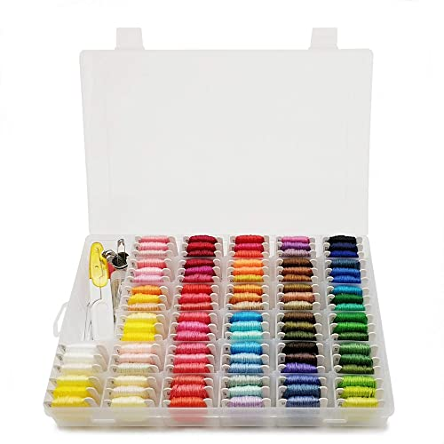 Storage Box For Embroidery Threads Amazon Com