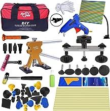Super PDR Dent Puller Kit,PDR Tools 52Pcs Dent Remover for Car Body Dent Repair Kit