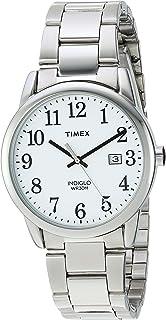 دستبند دستبند فولاد ضد زنگ Timex Men Reader