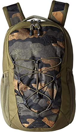 Burnt Olive Green Waxed Camo Print/Burnt Olive Green