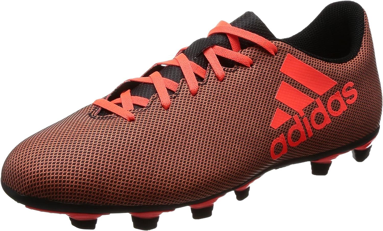 Adidas Herren Herren Herren X 17.4 Fxg Fußballschuhe, Gold schwarz  1d149b