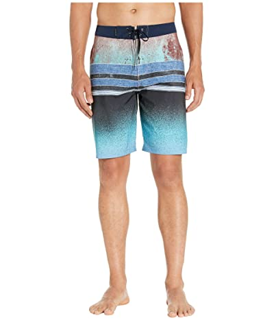Hurley 20 Phantom Pavones Boardshorts (Blue Gaze) Men