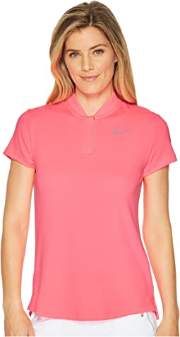 Nike Golf Dry Polo Short Sleeve Blade Left Chest