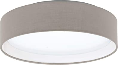 Eglo 31589Ceiling Light, Color Taupe