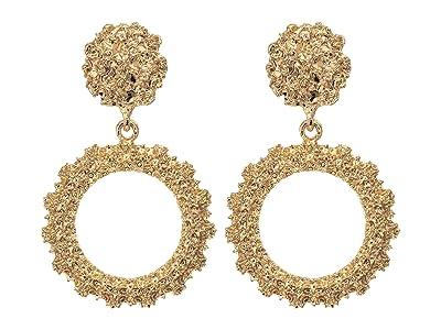 SHASHI Athena Earrings (Gold) Earring