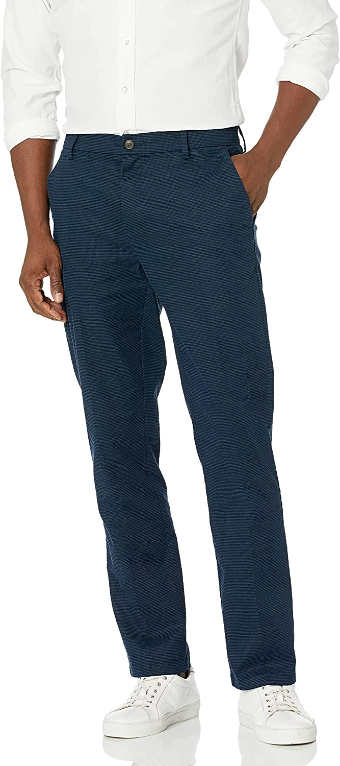 Amazon Brand - Goodthreads Fort Worth Mall Men's Dress Free Athletic-Fit Wrinkle Fresno Mall