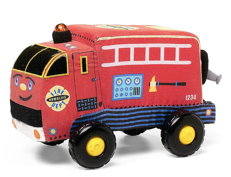 Manhattan Toy Rumblie Felix Sale Max 80% OFF Truck Fire