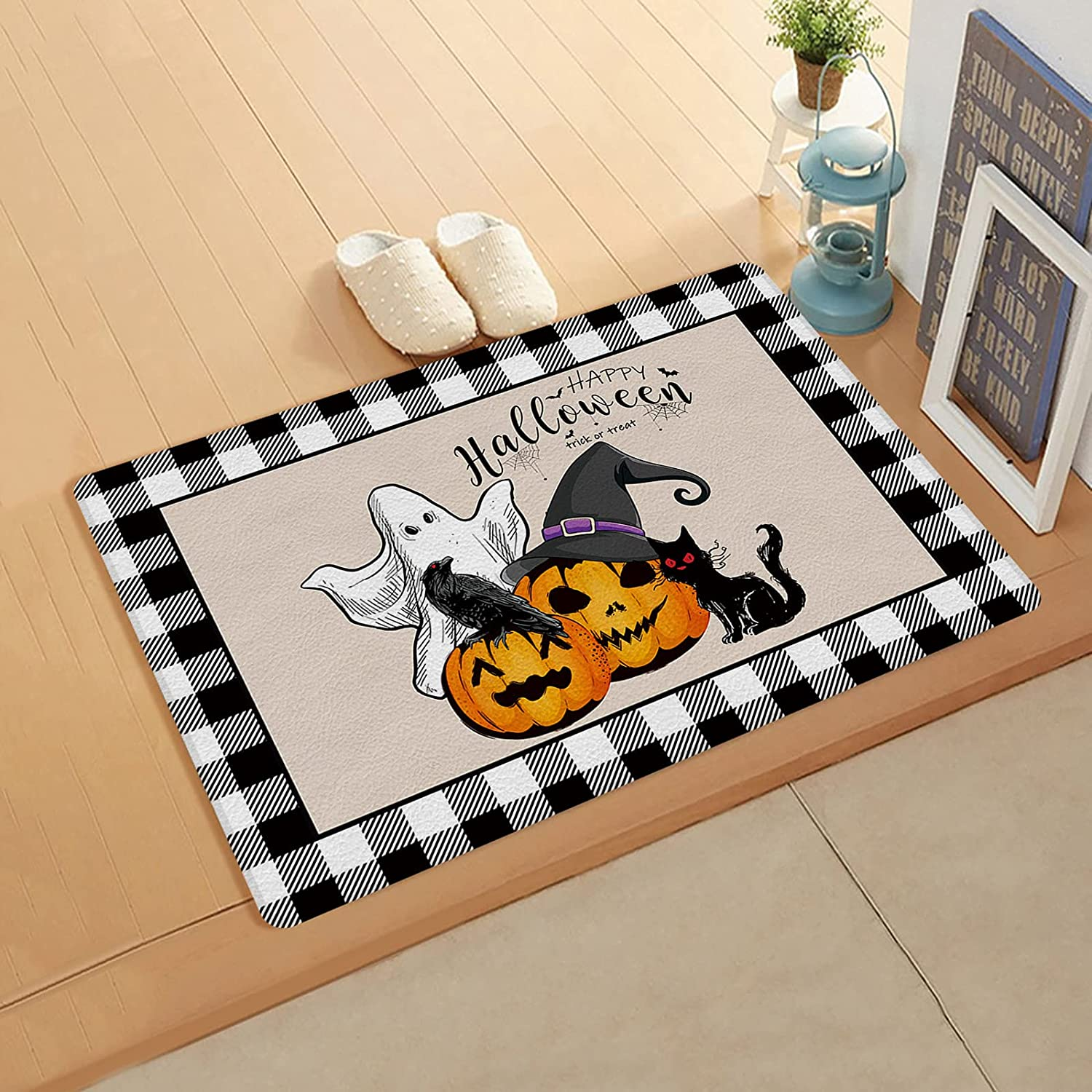 CyCoShower Doormats Stain Proof Mail order cheap Mats Indoor Carpets Outstanding for Welcome