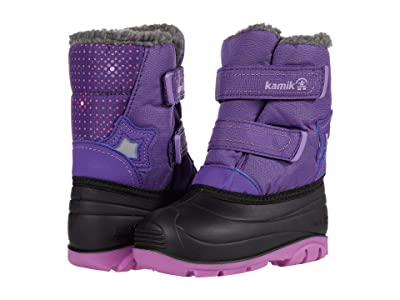 Kamik Kids Buzz (Toddler) (Purple) Girl