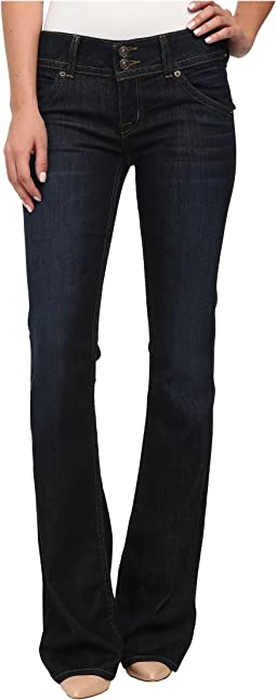 Hudson Signature Bootcut Jeans in Firefly