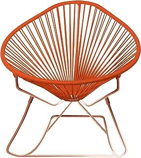 Innit Designs 15-04-10 Junior Acapulco Rocker, Orange On Copper