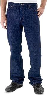 Lee Uniforms Men's Regular Fit Bootcut Jean, Pepper Prewash, 34W / 34L