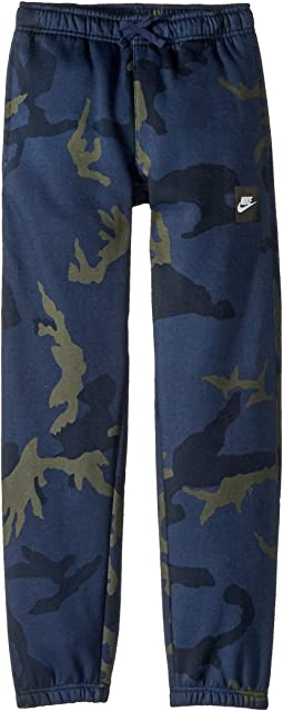 Sportswear Print Pant (Little Kids/Big Kids)