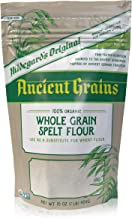 Hildegard's Original Spelt Flour: Organic & Non-GMO Ancient Grains in Resealable Bag