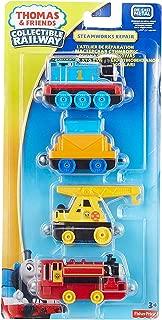 Thomas & Friends Collectible Railway Steamworks Repair Die Cast 4 Pack