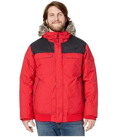 The North Face Gotham Jacket III Tall (TNF Red/TNF Black/TNF Black) Men