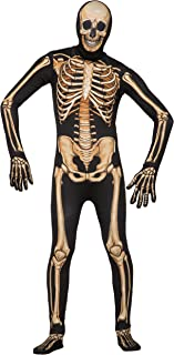 Inc - Disappearing Man Deluxe Skeleton Adult Costume