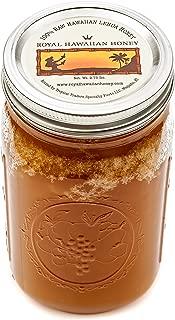 Royal Hawaiian Honey- 2.75lb. Raw, Unfiltered Lehua