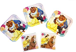 Best beauty and the beast plate set Reviews