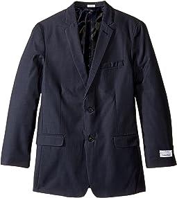 Iridescent Twill Jacket (Big Kids)