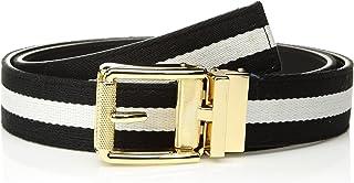 Comfort Click Men's Adjustable Perfect Fit Croc Belt with Plaque Buckle-As Seen On Tv