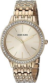 Anne Klein Women's AK-3420CHGB