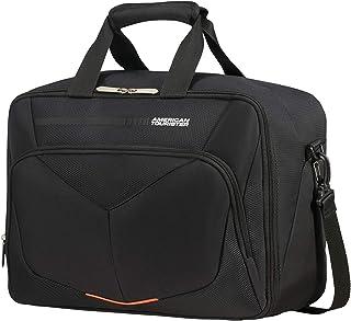 American Tourister 3-Way Boarding Bag, Black (Black), 40 centimeters