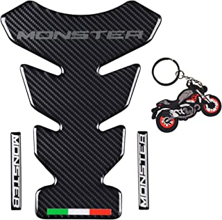 ducati monster 797 tank pad